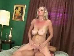 Sexy mature blond cougar cassy torri