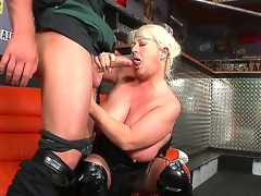 Arousing Dora,Martin Gun and Mia fucking in wild and crazy trio porn session