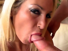 Evita Pozzi just arrived from Italy and that babe ready to have joy in the valuable old USA. Johnny Castle isnt going to have a problem showing this hot milf a valuable time
