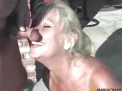 His old lady copulates boy